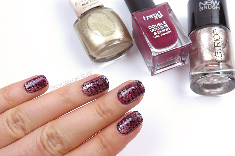 Nageldesign - Herbst