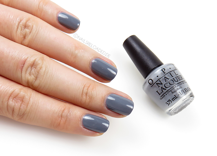 OPI - Embrace the Gray