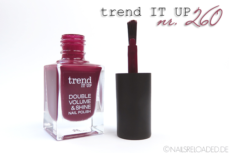trend IT UP Double Volume & Shine - 260