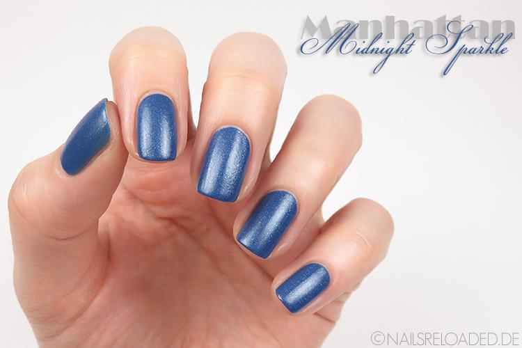 Manhattan - Midnight Sparkle
