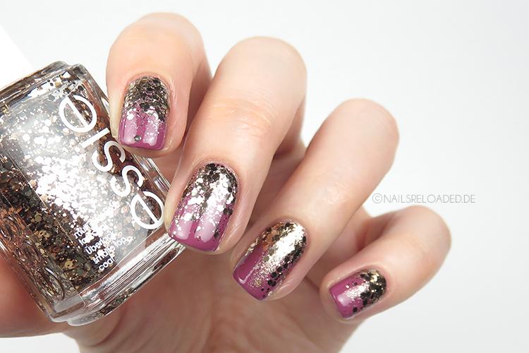 Nageldesign - Glitter