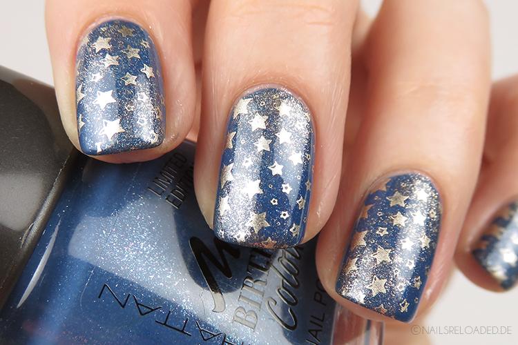 Nageldesign - Sterne