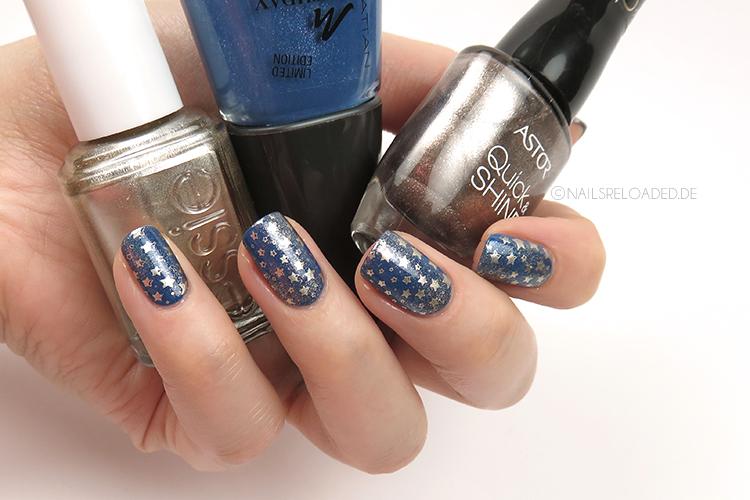 #nailsreloadedchallenge - Sterne