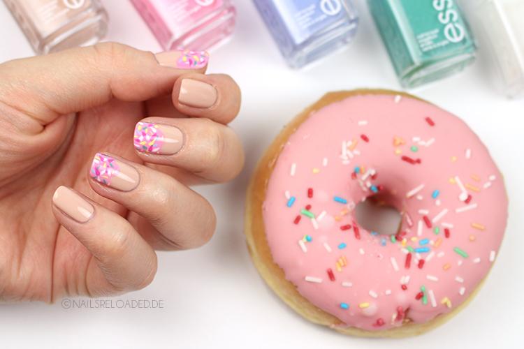 #nailsreloadedchallenge - süss und lecker
