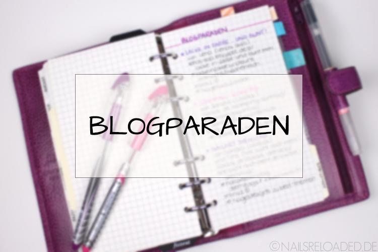 Blogparaden