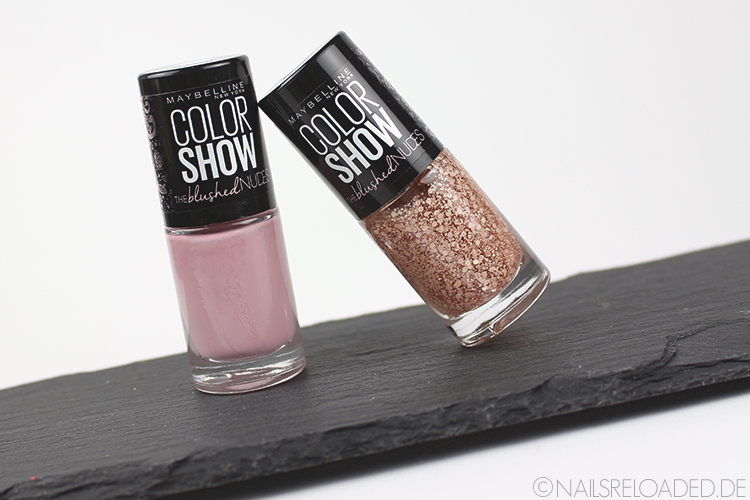 Maybelline New York - dusty rose - crushed petals