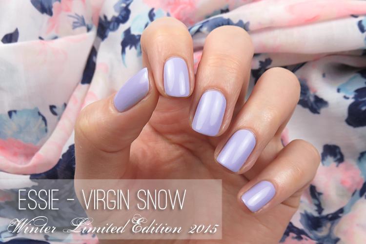 zum Artikel: Essie - virgin snow