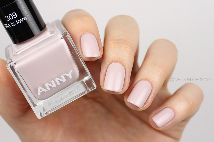 Anny - 309 life is love