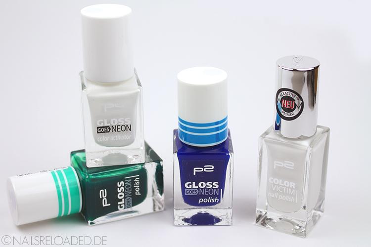 P2 Gloss Goes Neon und ColorVictim