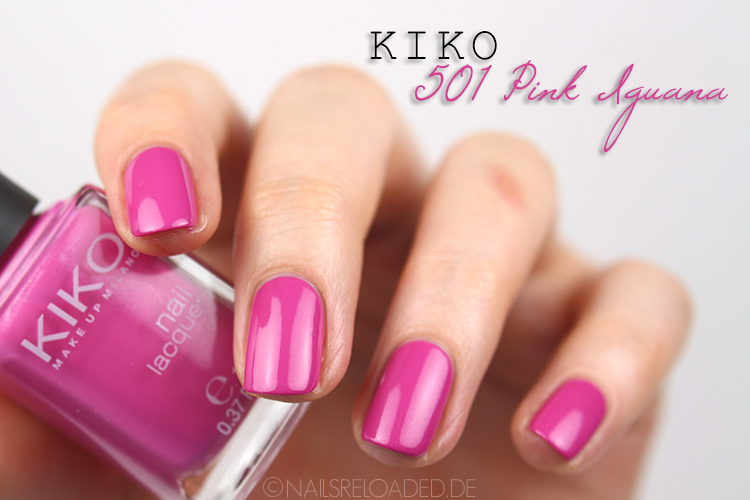 Kiko - 501 Pink Iguana