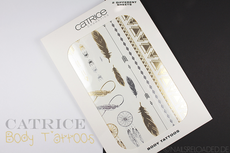 Catrice Body Tattoos