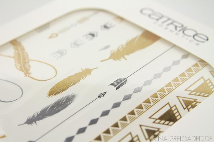 Catrice Body Tattoos - Ethno Elements