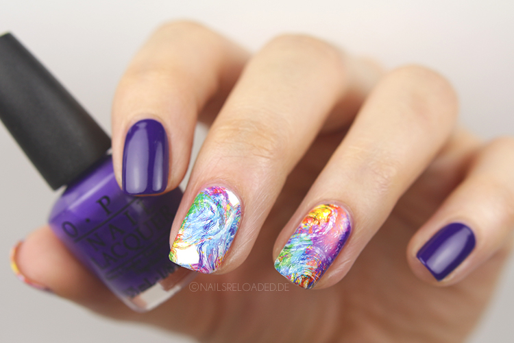 Nageldesign - Coldplay