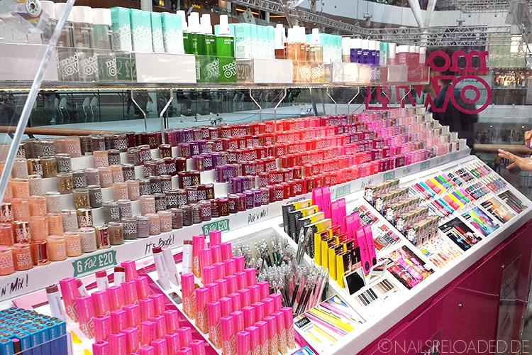 Models Own - bottle shop - Westfield Shopping Center London