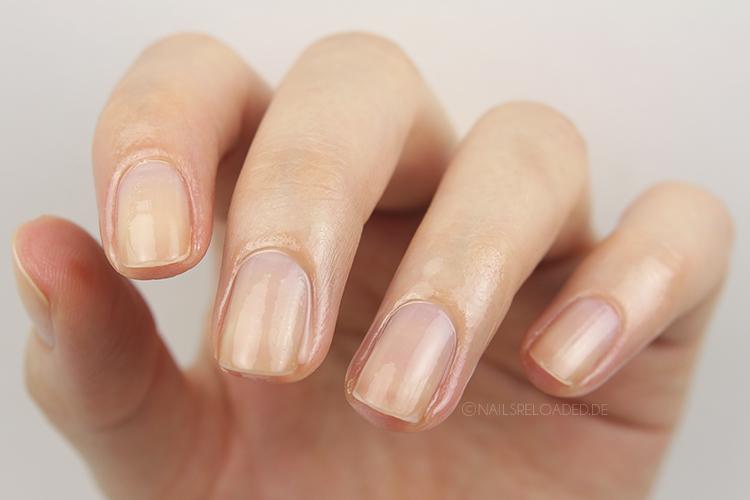 Nägel mit miracle smoothie nail oil von ANNY