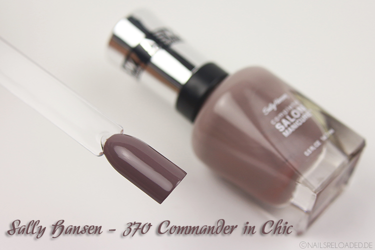 Sally Hansen - 370 Commander in Chic