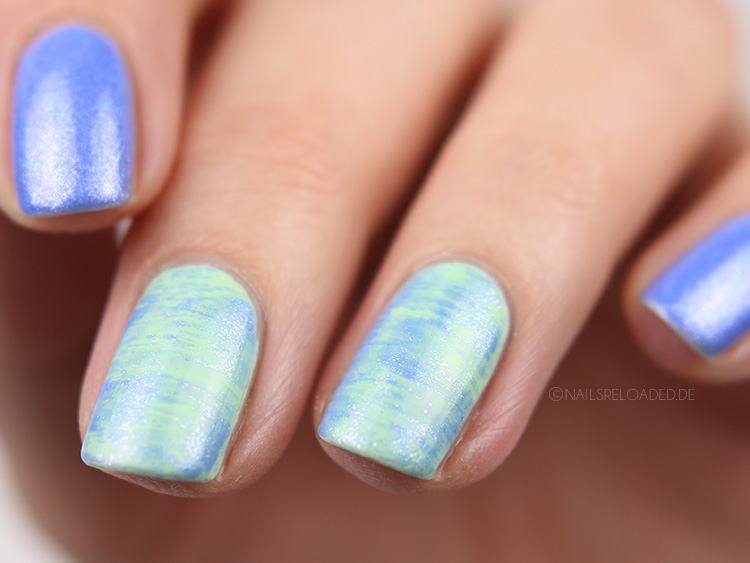 dry brush nails opi