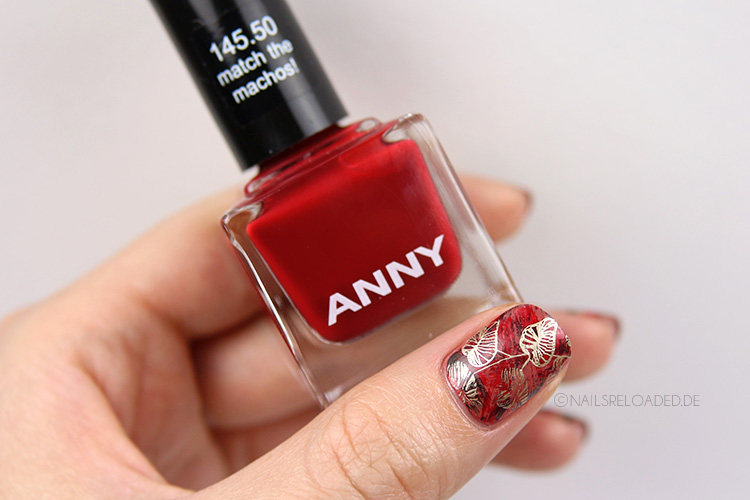 Nagellack Anny 145.50 match the machos