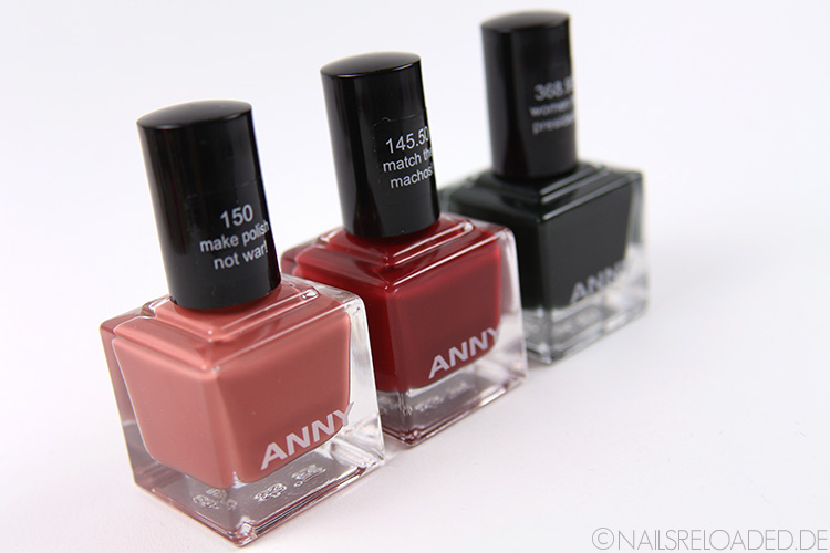 Nagellacke Anny REVOLUTION IS ON