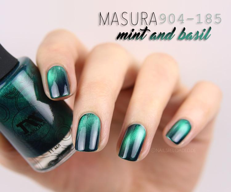 Masura 904-185 mint and basil