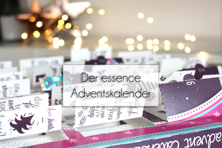 essence adventskalender