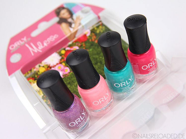 Orly Nagellack Melrose Kollektion Mini Set