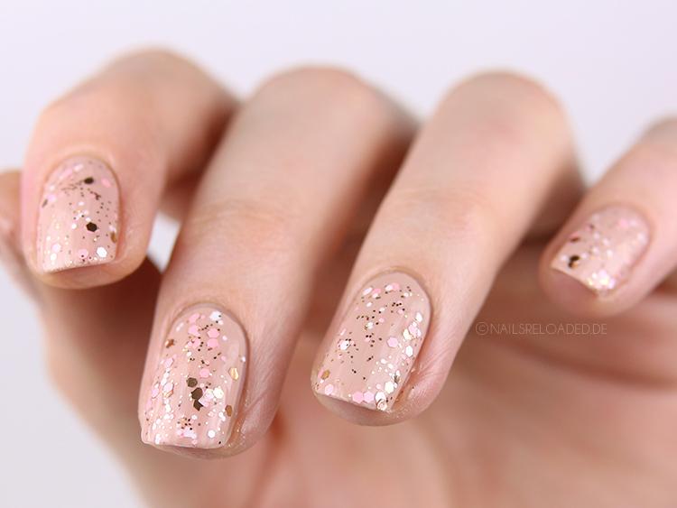 Glitter Nagellack