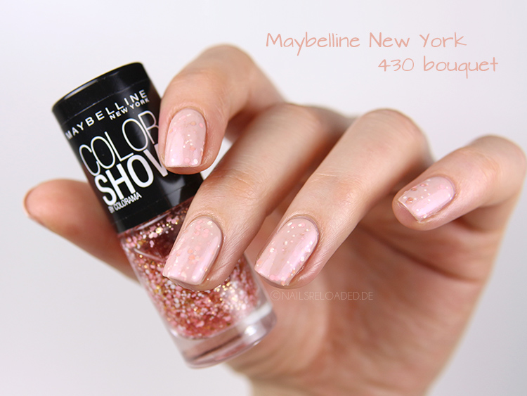 Maybelline New York 430 bouquet