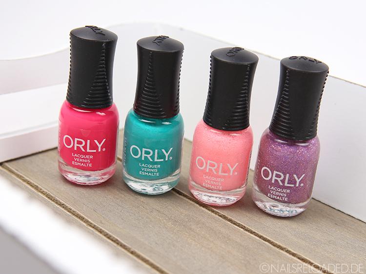 Orly Melrose Mini Set
