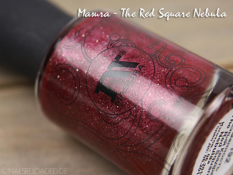 Masura The Red Square Nebula