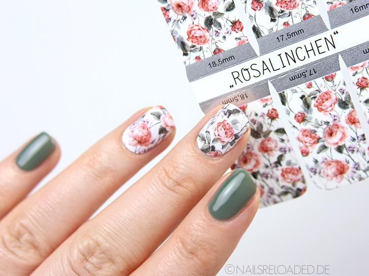 Rosalinchen Sticker Gigant