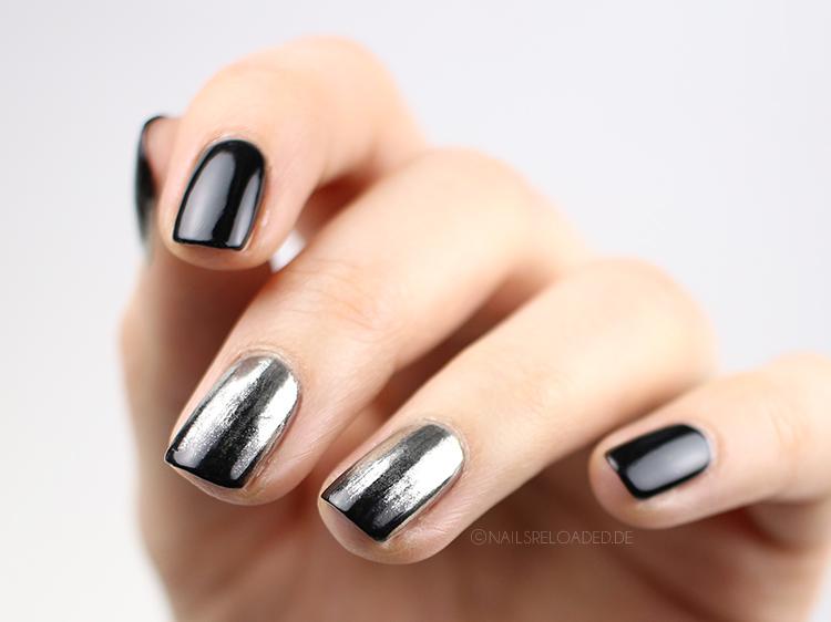 Chrome Nägel ohne Überlack